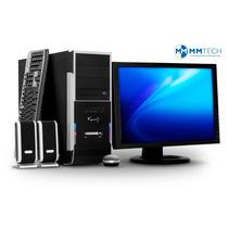 Computadora Intel I3 4170 8gb Ddr3 1 Terabyte Dvd + Led 19