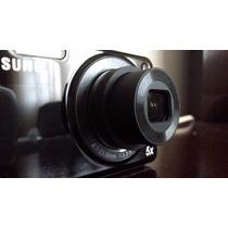 Câmera Digital Samsung Pl120 Preta C/ 14.2mp