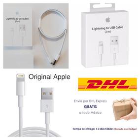 Cable Usb Cargador Original Autentico Apple Iphone 5 6 7
