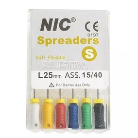 Espaciador Condensador Niti Endodoncia X 2 Series