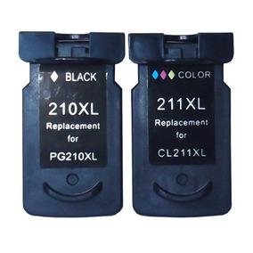 Cartucho Pg 210 Cl 211 Xl Para Impressora Canon Pixma Mp280