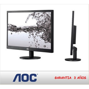 Monitor Aoc Led 18,5 Vga Model E970swn (sumcomcr)