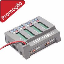 Carregador 4x6s Turnigy Tq4 4 Bateria Lipo Nimh Life Nicd