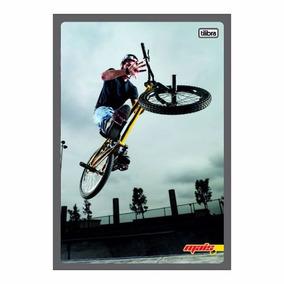 Caderno Flex 10 Matérias 200 Folhas Mais+ Bike Tilibra