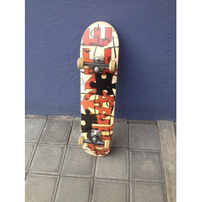 Patineta -alliance- (skateboard)