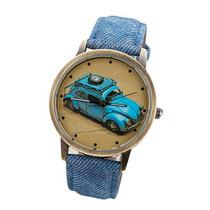 Reloj Vocho Clásico