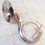 Instrumento Sousafone Armando Weingrill De Fanfarra Antigo