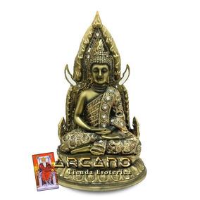 Figura De Buda Importado De La India En Resina 35 Cm Aprox edcaf8ac6e0