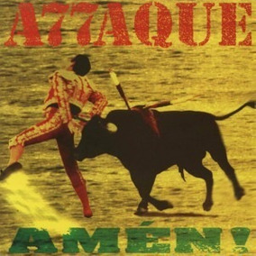 Attaque 77 Amen Cd Digipack Nuevo Oferta Jauria