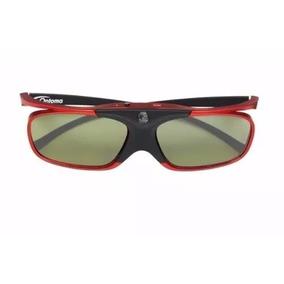 Oculos 3d Optoma Zd302 Dpl-link Original P/ Hd26/hd141x/hd28