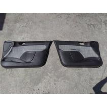Jgo Tapas De Puerta R Y L Peugeot 206 Sh Xt Original Nueva