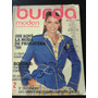 Revista Burda International Con Moldes Figurin M2017 Ex 1979