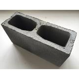 Bloco De Concreto De Vedação 14x19x39cm Semi Aparente 3 Mpa