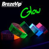 Brazaletes De Tyvek Glow