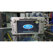 Central Multimidia Focus Tela De 7 Gps Kit Original Ford