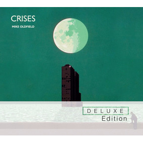 Mike Oldfield Crises: Deluxe Edition 2 Cd Nuevos Importados