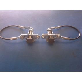 Fechadura Interna Caçamba C/cabos Ranger 98/12 2 Lados