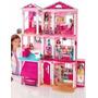 Casa Da Barbie Drean House 3 Andares + Brinde - No Brasil
