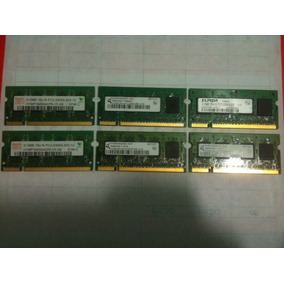 Memoria Ram 512mb Ddr2-555 Pc2-5300 Para Laptop Hynix, Hys