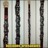 Bastones Exu Tranca Ruas