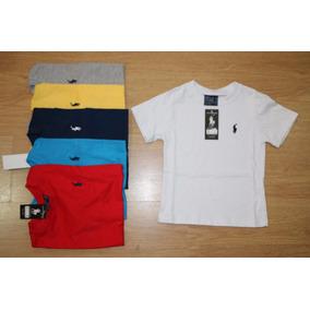 Kit 12 Pçs Camiseta/camisa Lisa/basica Infantil 2 A 14