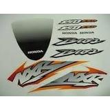 Adesivo Honda Bros 125 2003 2004 2005 Ks Es Esd