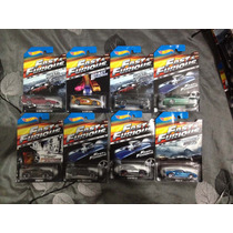 Hot Wheels - Serie Rapidos Y Furiosos 2015