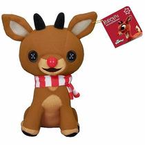 Funko Rudolph El Reno De Nariz Roja Navidad Peluche Plush