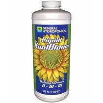Promoção Liquida Liquid Koolbloom General Hydroponics 946ml