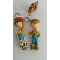 Recuerdos Toy Story Llaveros Cumpleaños