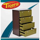Archivo Metalico Fichero Carpeta 4 Cajones Tisera Arch13