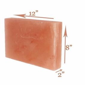 Bloque De Sal Del Himalaya 30cm X 20cm X 5cm (12 X 8 X 2 )