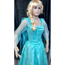 Disfraz De Elsa Frozen.