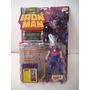 Hawkeye Ojo De Halcon Iron Man Vintage Toy Biz