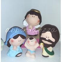 Nacimiento Ceramica Niño Dios Jesus Maria Reyes Magos