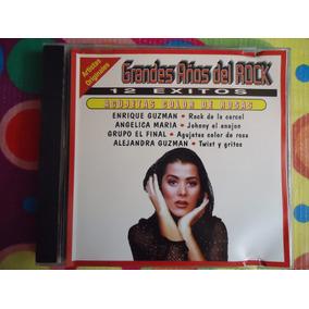 Agujetas Color De Rosas Cd 12 Exitos 1994 Usa