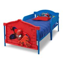 Cama Camita Individual 3d Disney Cars Disney Cars Spiderman