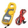 Tester Multimetro Pinza Amperimetrica Amperimetro Digital