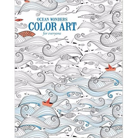 Ocean Wonders | Color Art For Everyone - Leisure Arts (6703)