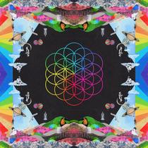 A Head Full Of Dreams - Coldplay - Cd - Nuevo