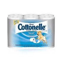 Kleenex Cottonelle Ultra Soft Standard Rollo Papel Higiénico