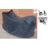 Pijama Bicicleta Electrica Forro Protector Bici Ecologica