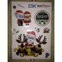 Plancha Stickers Dx.com