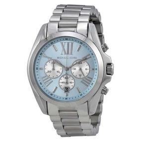 b34eb1da11513 Relogio Michael Kors Mk5325 Prata - Relógios De Pulso no Mercado ...
