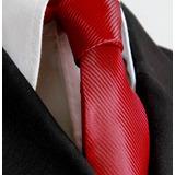 Gravata Vermelho Escuro Para Atacado Formatura Padrinhos