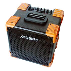 Amplificador Cubo Guitarra Onerr Block 20tu 20w Rms Hendrix