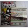 Botafogo Futebol Pôster Campeão Carioca 2006