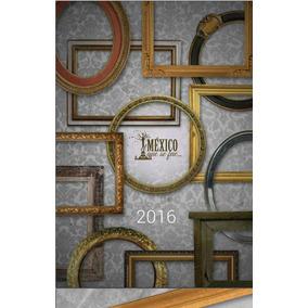 Calendario Mexico Antiguo 2016