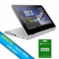 Laptop Hp Pavilion X360 11-k103la W10 Ram8gb Dd1tb 11.6