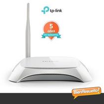 Router Inalámbrico N Tp-link Mr3220 3g/4g Usb 150mbps